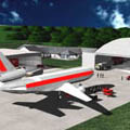 NASA Flight Vehicle and Landing Support Complex at Cape Canavaral